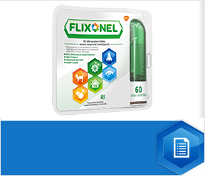 FLIXONASE informace o produktu