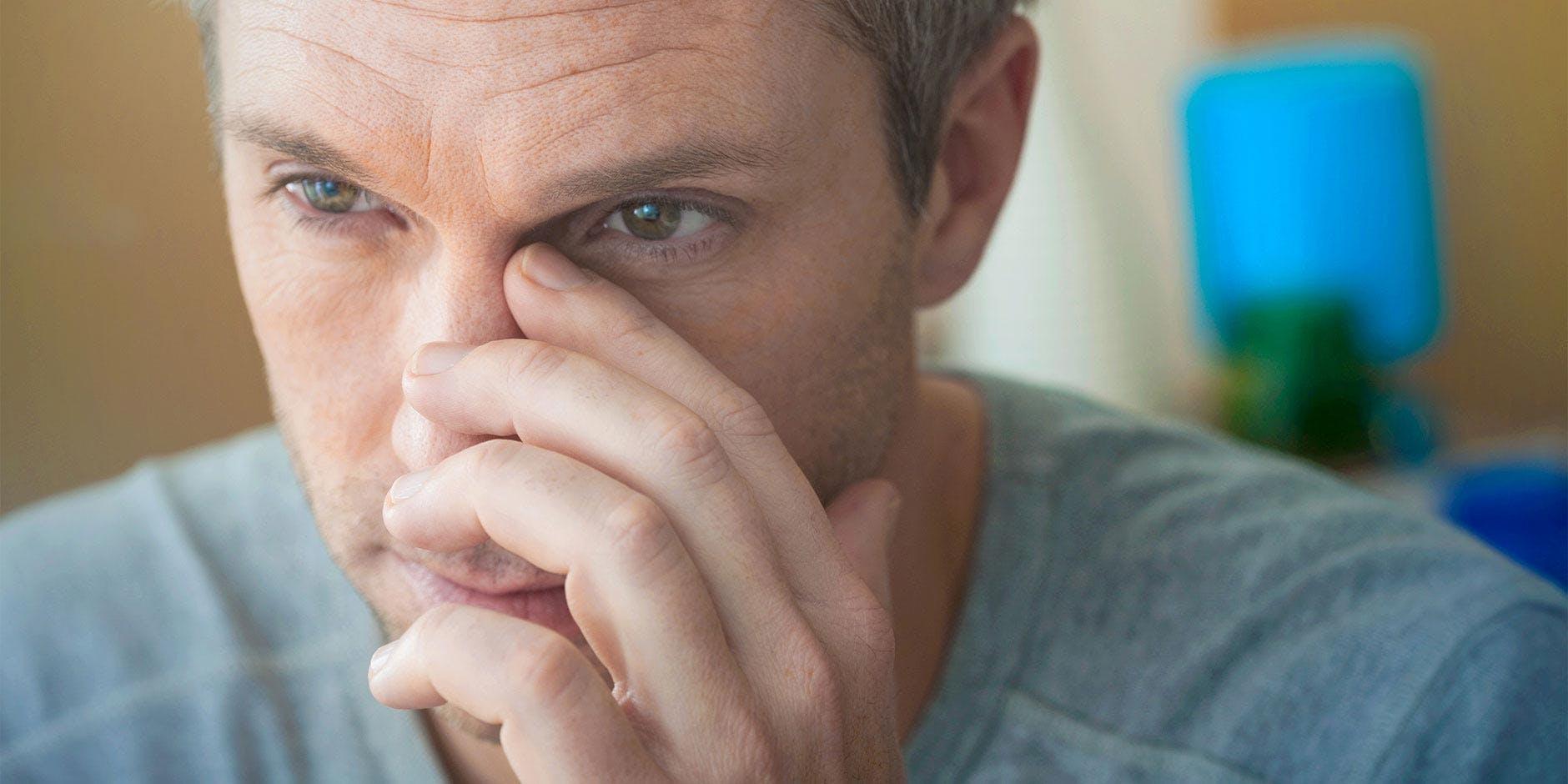 Nasennebenhöhölenentzündung Symptome