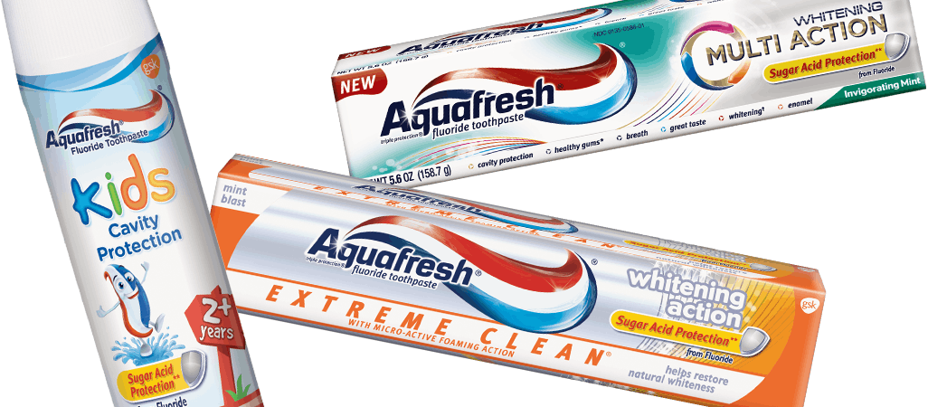 Aquafresh Products