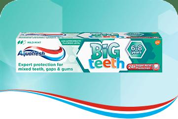 Big Teeth Toothpaste