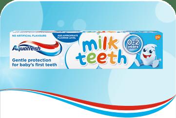 Milk Teeth Toothpaste