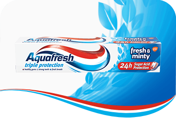 Triple Protection Fresh and Minty Toothpaste