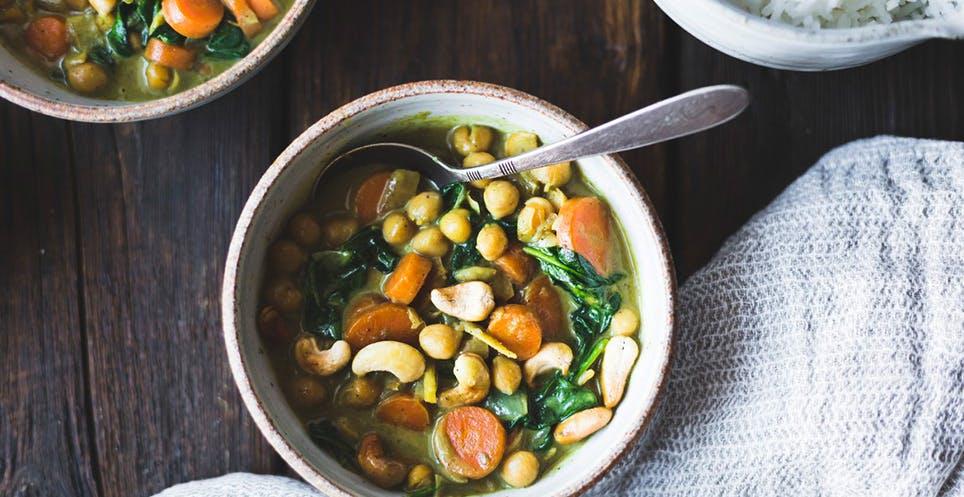 Garbanzo Bean Curry