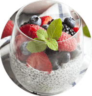 Chia Pudding Recipe That's a High-Fiber Dessert