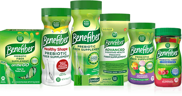 Benefiber Product Family