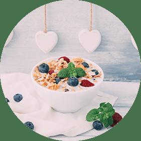 Oats and Raspberries