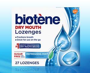 Biotène Dry Mouth Lozenges