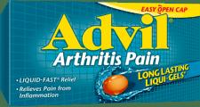 Advil Arthritis Pain package design