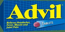 Advil Tablets package design
