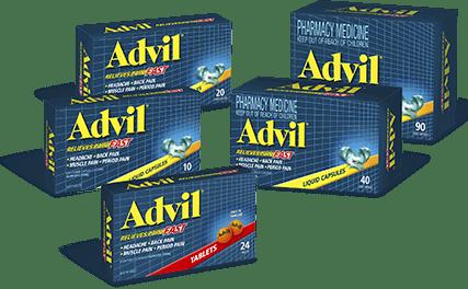 How advil works