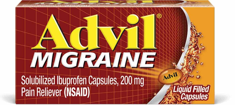 Advil Migraine for migraine headache relief