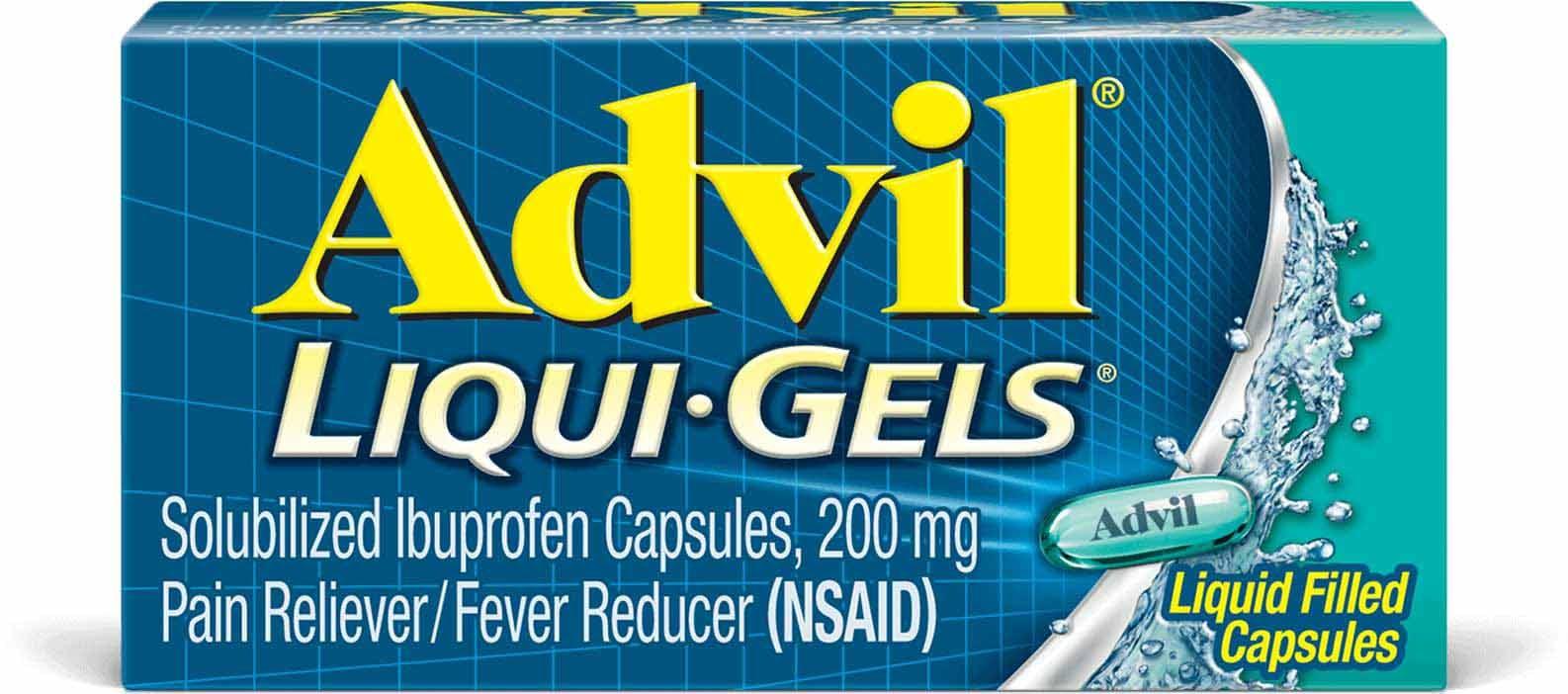 Advil Liqui Gel