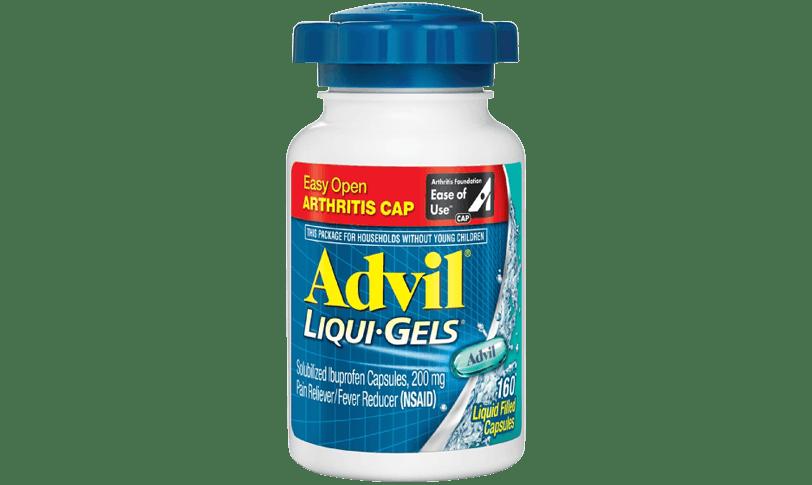 Advil Easy Open Arthritis Cap