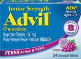 advil chewables