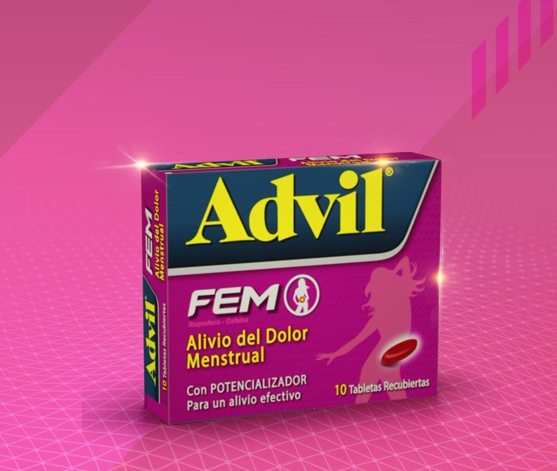 Advil fem