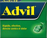 Advil capsulas 200mg