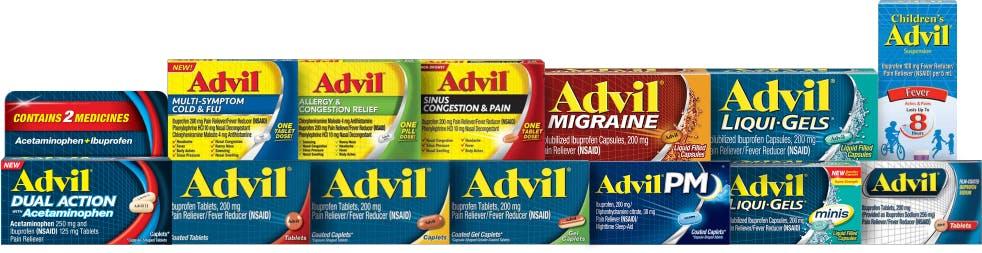 Advil Family