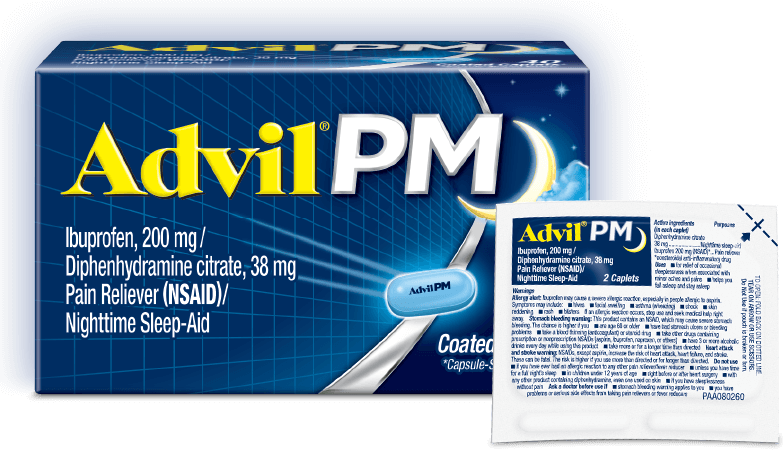 Advil® PM