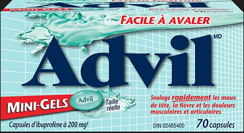 Advil Mini Gel