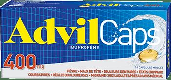 AdvilCaps 400mg