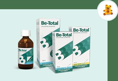 Be-Total Integratore liquido