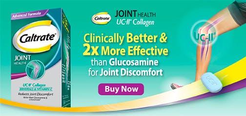 Caltrate Joint Health UC-II Collagen