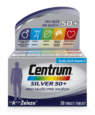 Centrum Silver 50+ pro muže