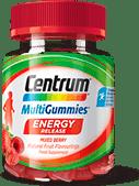 Centrum MultiGummies Energy Product
