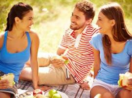Healthy Summer Eats for Strong Bones