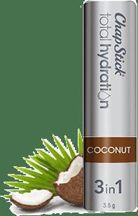 Coconut 3 in 1 Lip Balm