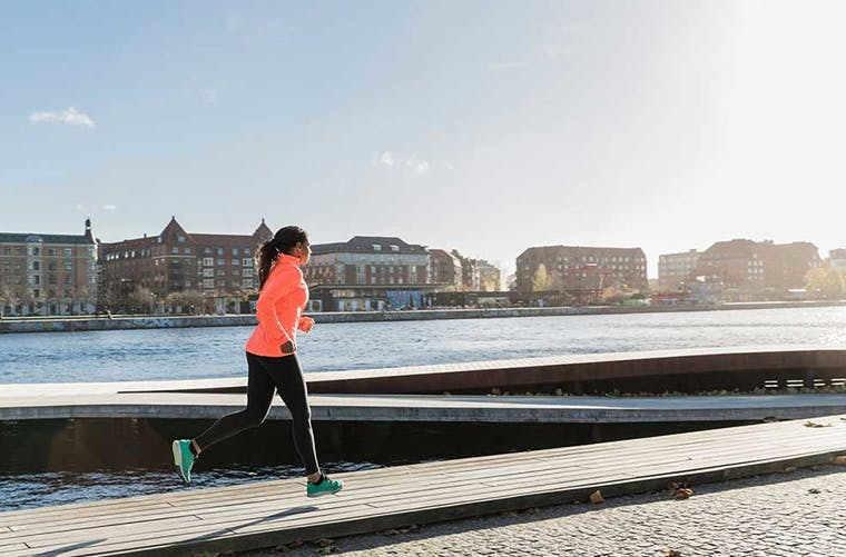 How I Went from Couch Potato to Half-Marathon Runner