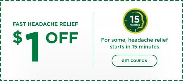 Excedrin Extra Strength Coupon