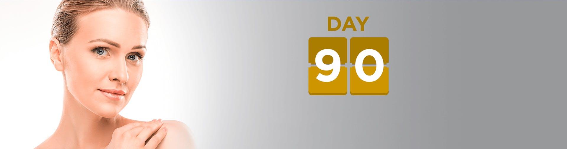 90 day challenge banner