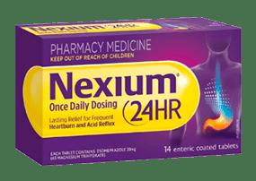 Nexium® 24HR Tablets