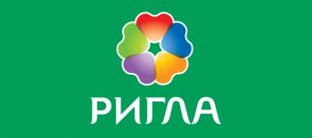 Ригла logo