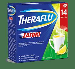 Theraflu Zatoki product detail SINGLE