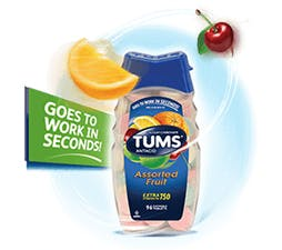 TUMS Extra Strength 750