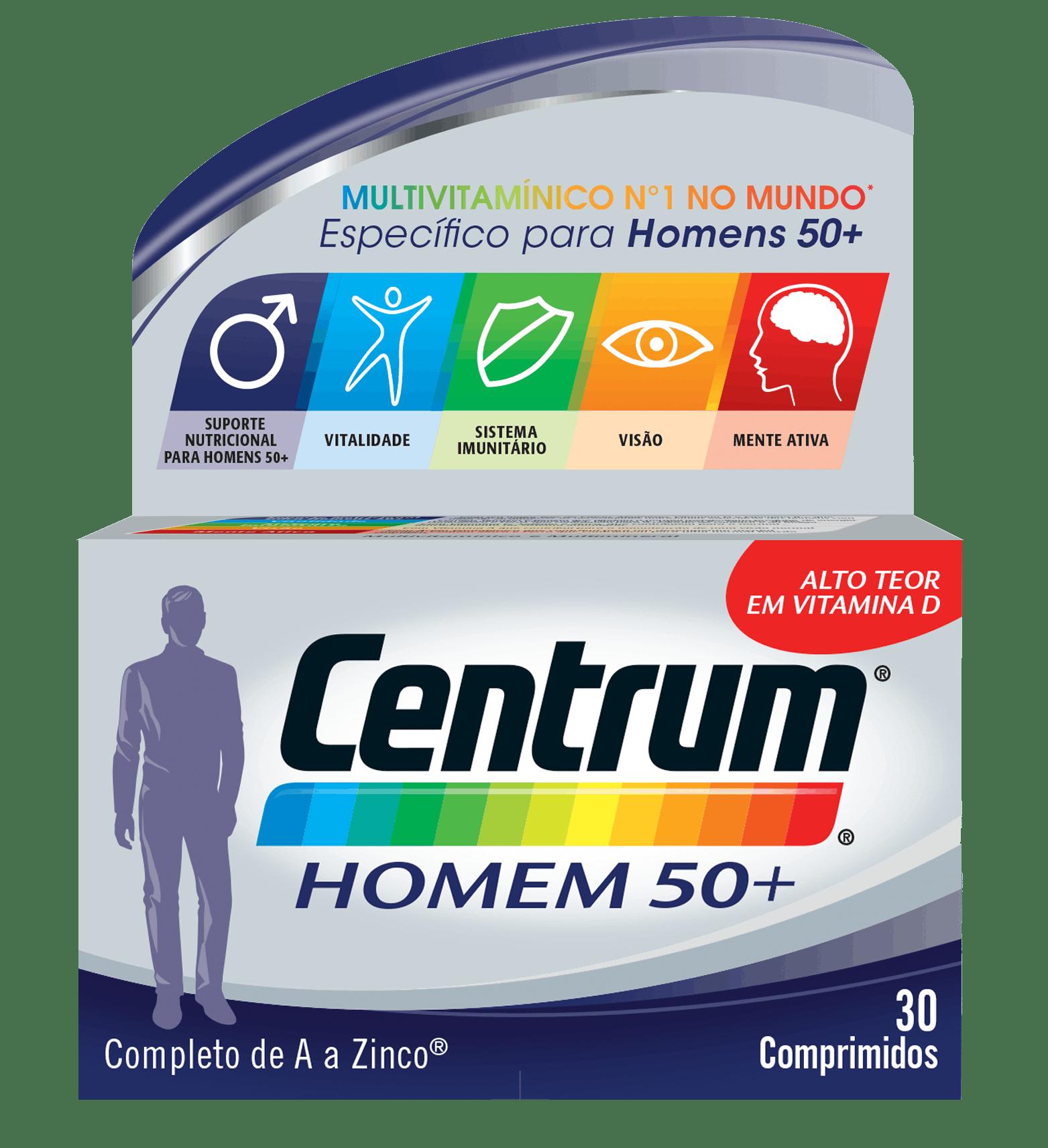 Centrum Homem 50+