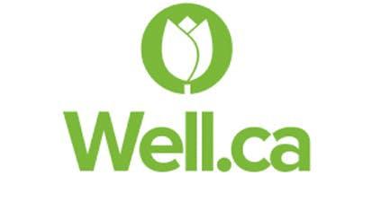 Logo de Well.ca   Wellness Delivered