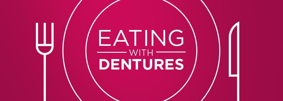 eating with dentures