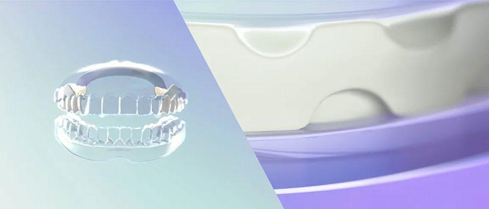 Corega Ultra Haftcremes helfen, den Halt der Prothese zu verbessern.