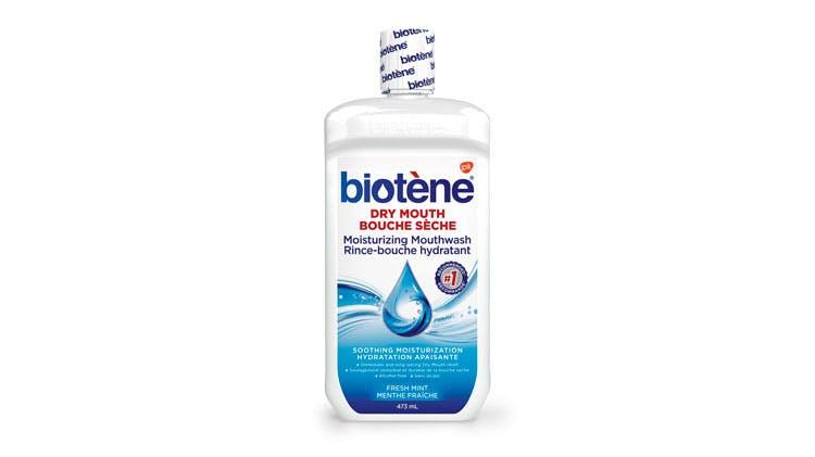 Biotene Dry Mouth Moisturizing Mouthwash