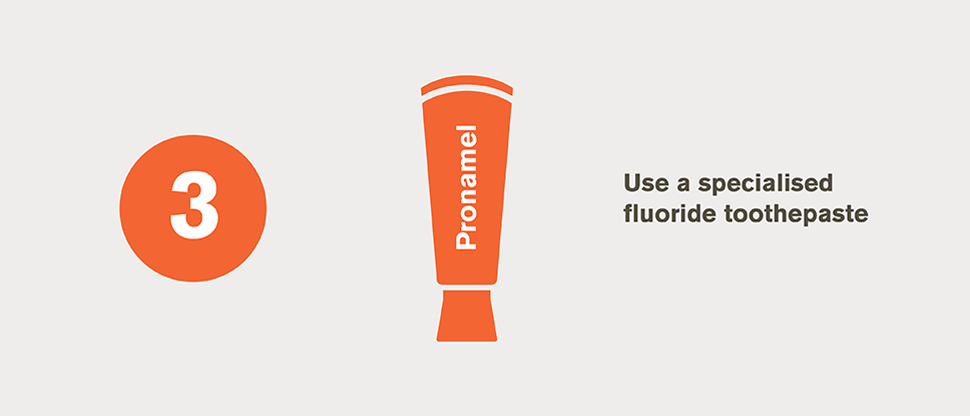 Specialized fluoride toothpaste