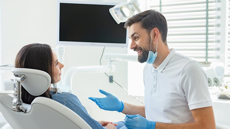 Connect with an Oral Health Expert Request Now