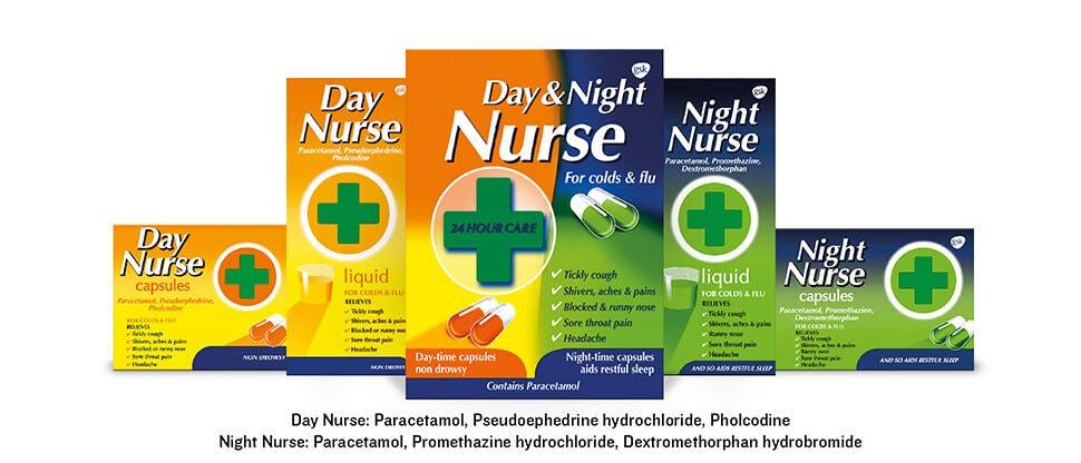 Nurses Product range