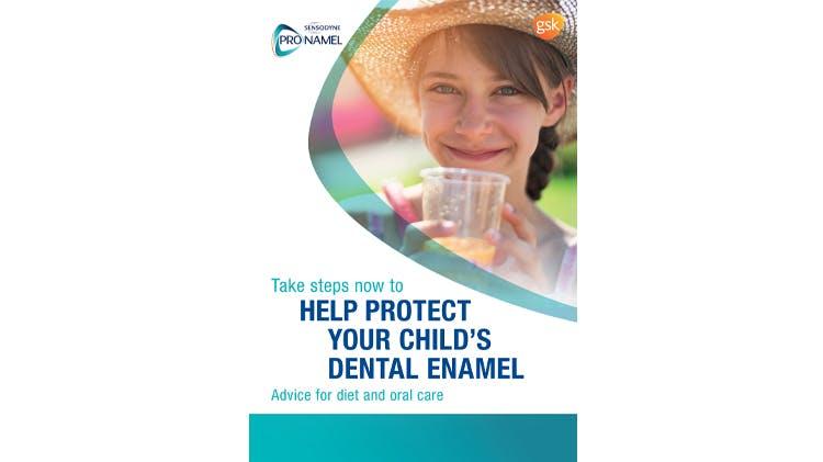 Pronamel children's patient leaflet