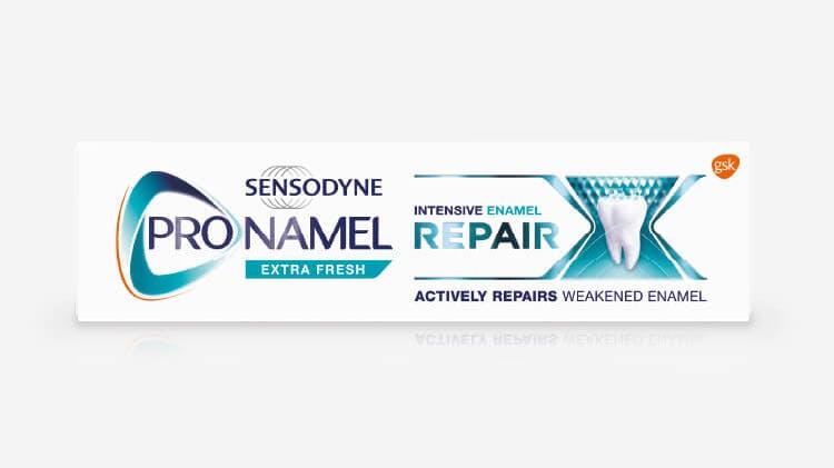 Sensodyne Pronamel Intensive enamel repair packshot