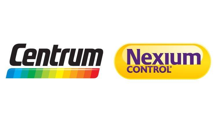 Centrum and Nexium logo