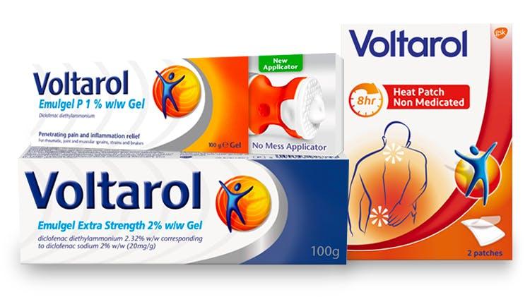 Voltarol products