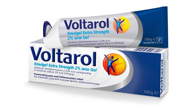 Voltarol Emulgel Extra Strength 2% w/w Gel